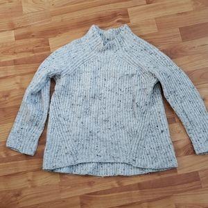 Madewell Mockneck Sweater